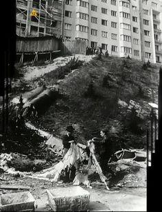 Bartoszewicza 1 b, fot. Warsaw, Poland, Campaign, September, Europe, Vintage, Historia, Fotografia, Vintage Comics