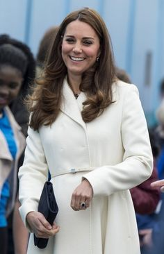 Kate Middleton Photos - Duchess Kate Visits Portsmouth - Zimbio