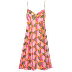 FARM - Vestido manzana Farm - rosa - OQVestir