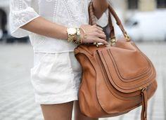 Marcie Shoulder Bag by Chloe