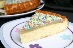 Orange Custard Cake Recipe - It looks yummy and also tastes delicious. This orange custard cake will become your kids favorite cake. It is easy cake recipe. No Bake Biscuit Cake, No Bake Cake, Easy Cake Recipes, Dessert Recipes, Types Of Pastry, How To Make Biscuits, Custard Cake, Cake Mixture, Wafer Cookies