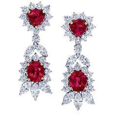 Fine Jewelry Harry Winston Jewelry - Earrings Harry Winston : Earrings - myprestigium.com- myprestigium.com