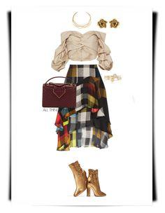 """Untitled #140"" by athnow ❤ liked on Polyvore featuring Johanna Ortiz, Preen, Gianvito Rossi, Chanel, Oscar de la Renta and Aurélie Bidermann"