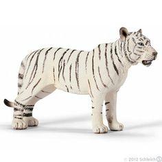 Schleich Tigress white