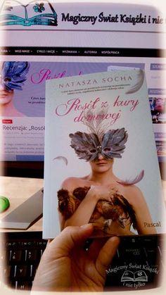 """""""Rosół z kury domowej"""" Natasza Socha, wyd. PASCAL, 2015, recenzja: http://magicznyswiatksiazki.pl/recenzja-rosol-z-kury-domowej-natasza-socha/"""