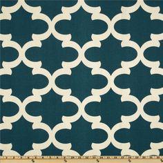 LOVE the dark blue (has just a slight greener undertone that i love)  curtains - Premier Prints Fynn Cadet