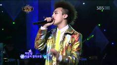 GD&TOP - Baby good night @ SBS K.J.E's Chocolate 초콜릿 20110116