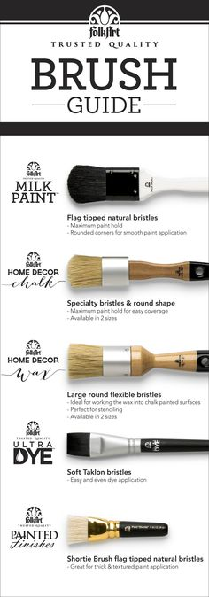 Pick the perfect brush from FolkArt to make application flawless! 2019 Pick the perfect brush from FolkArt to make application flawless! The post Pick the perfect brush from FolkArt to make application flawless! 2019 appeared first on Furniture ideas.