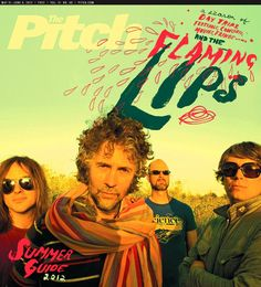 Pitch Summer Guide Flaming Lips Cover
