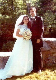 Stone Gardens: Wednesday's Wedding #genealogy