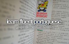 learn to speak portuguese