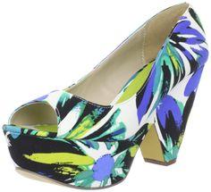 Michael Antonio Women's Alura Wedge Sandal