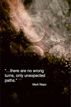 "Mark Nepo Quote""…there are no wrong turns, only unexpected paths."" Fractal Art by Margaret Dill Amazing Quotes, Best Quotes, Unexpected Quotes, Path Quotes, Meditation Quotes, Positive Quotes For Life, Thought Provoking, That Way, Happy Life"