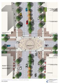 Random Ramblings on Urban Design, Landscape Architecture, Architecture and City Building Urban Design Concept, Urban Design Diagram, Urban Design Plan, Masterplan, Casas Containers, Landscape Architecture Design, Design Poster, Urban Furniture, Urban Planning