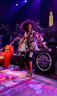Esperanza Spalding performing on Austin City Limits http://acltv.com/artist/esperanza-spalding/