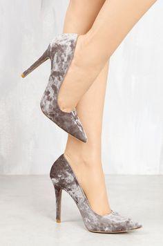 Lola Shoetique - First Love - Mocha Velvet , $28.99 (http://www.lolashoetique.com/first-love-mocha-velvet/)