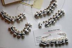 paper jewelry tutorial - Cerca con Google