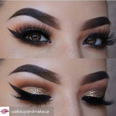 @wakeupandmakeup -  Wow  @cierahmua  #makeup #eyebrows #eyeshadow #makeupgirls #makeupartist #makeupaddict #makeuptutorial #makeupforever