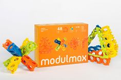Modulmax construction toy