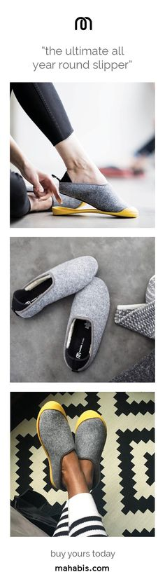 the perfect slipper. the perfect gift.  // treat her to award-winning slippers this valentine's. buy now!