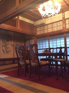 Japanese Architecture, Japanese House, Layout, Dining, Interior, Modern, Table, Furniture, Nest