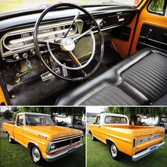 Old cars and trucks ford Ideas for 2019 Old Ford Pickup Truck, Old Ford Pickups, Ford Pickup Trucks, Vintage Trucks, Old Trucks, Pick Up Ford, Ford Shelby, Ford V8, Mustang