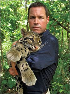Jeff Corwin, Animal & Nature Conservationist, Norwell, MA