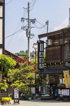 Paseando por Takayama (高山市) by @alejandroarco on Flickr.