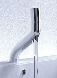 virgo faucet bonomi 2 » A beautifully designed and functional bathroom faucet: Virgo by Bonomi