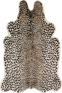 Momeni Erin Gates Acadia Cheetah Multi Rug-The safari style of this decorative area rug collection is artfully crafted with humane design in min Der Leopard, Leopard Rug, Erin Gates, Cow Hide Rug, Small Rugs, Zara Home, Rugs In Living Room, Cozy Living, Living Spaces