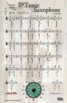 Single Reed Instruments - Welcome to the Glades Middle School Bands Website! Saxophone Notes, Saxophone Sheet Music, Soprano Saxophone, Bass Clarinet, Tenor Sax, Accordion Sheet Music, Sheet Music Pdf, Saxophone Fingering Chart, Trumpet Sheet Music