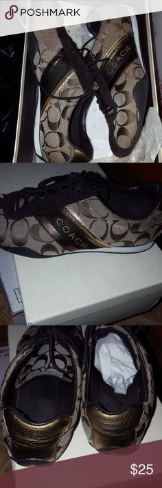 Coach Sneakers GUC Coach Shoes