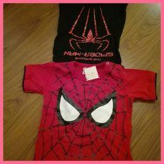 Remera traje disfraz para Nene cancheritos spiderman Marvel Nenes cancheritos Puro Glam kids
