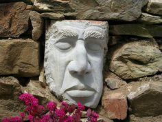stone sculpture studio - Garde Sculptures by Richard Kloester at Stone Sculpture Studio