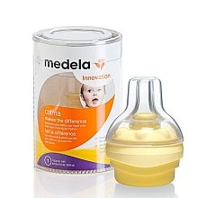 Calma Solitaire by Medela - apply the same feeding behaviour learned at the breast, when consuming expressed breastmilk. $19.99