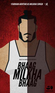 Bhaag Milkha Bhaag [2013] by Aditya Dhotre
