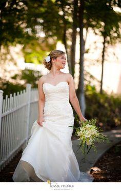 bridal portraits, brushworx hair and make up, stone mountain wedding