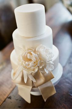 Sweet On Cake » Wedding Cake