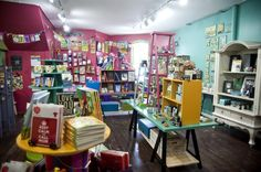 Whimsical retail shop Catching Fireflies now open in Ann Arbor's Kerrytown