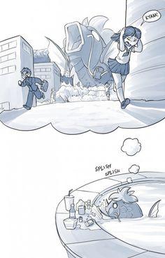 Awww....keep dreaming, Magikarp.