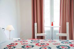 #‎Spring‬ is all over the place! Bright colors at the rooms and suites of Ftelia Bay Boutique ‪#‎Hotel‬ in ‪#‎Mykonos‬! More beauty and color at www.fteliabay.gr.