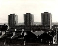 Stoddart Street Shieldfield 1966 by Newcastle Libraries