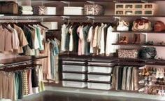 Master Closet: DIY vs Custom A master closet adds tons of storage, and can even be a DIY project! Diy Master Closet, Bedroom Closet Design, Closet Designs, Small Closet Space, Small Closets, Closet Hacks, Closet Ideas, Creative Closets, Closet Renovation