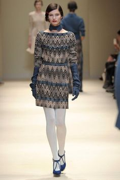 I want this dress! Cacharel Fall 2012