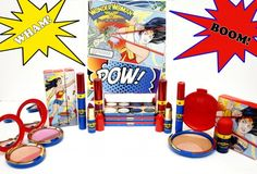 What is it? A Wonder Woman themed M.A.C Collection with supersized products and new shades and colors. They describe it as: M.A.C Spring Colour 2011 is the feminine force that saves the day! No nemesis can match her super-sized Mineralize Skinfinish, Eye Shadows, Lipsticks and Powder Blush for this transformation! Our Artists work wonders every [...]