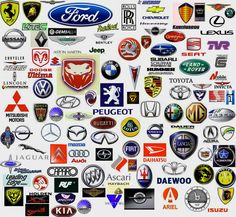 Study Made On What Car Brands Make The Owners Happiest Click - Car sign with namesrepairs all world automotive