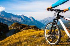 Biken im Trentino: Gardasee