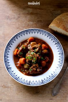 hovädzie Chana Masala, Beef, Ethnic Recipes, Food, Beef Bourguignon, Meat, Essen, Meals, Yemek