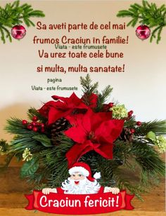 Christmas Wreaths, Messages, Holiday Decor, Facebook, Type 3, Photos, Xmas, Flowers, Christmas Time