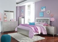 The Olivet Youth Bedroom Collection Bedroom Sets, Girls Bedroom, Bedroom Decor, Colorful Picture Frames, Shared Bedrooms, Furniture Direct, Kids Bedroom Furniture, Bedside Table Lamps, Storage Spaces